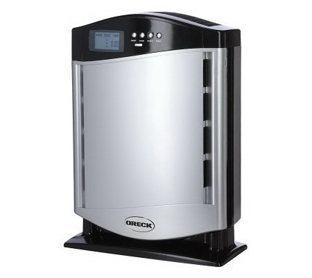 Oreck HEPA Air Purifier with 3 HEPA Air Filters