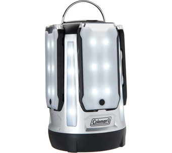 Coleman LED Quad Pro Hi/Med/Low Lantern w/ Magnetic Panels - V34094