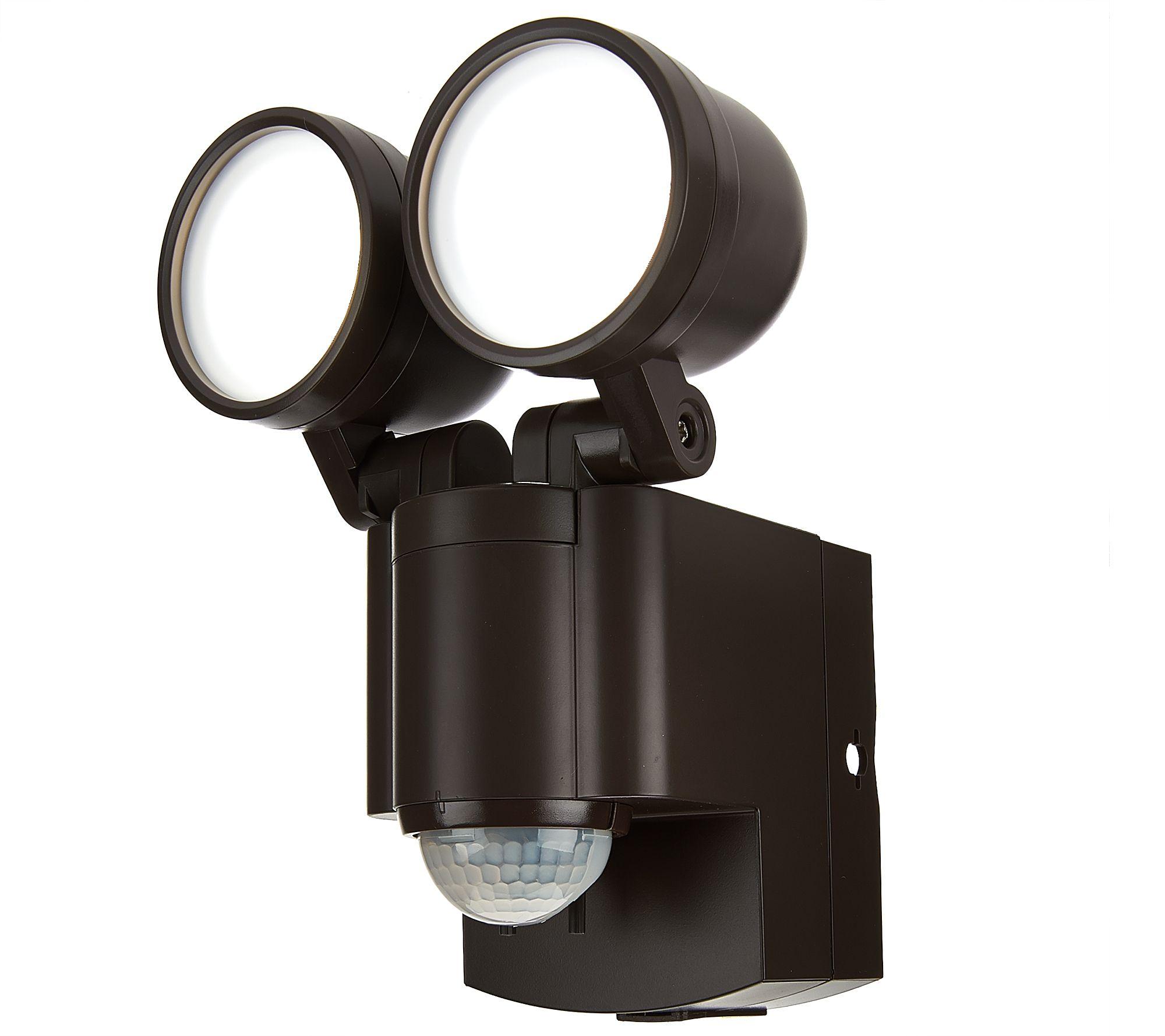 IQ America Wireless BatteryOperated Motion Sensor LED Spotlight