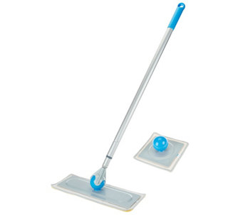 Duop Mop All Surface Telescoping Quick Ball Cleaning Tool - V34296