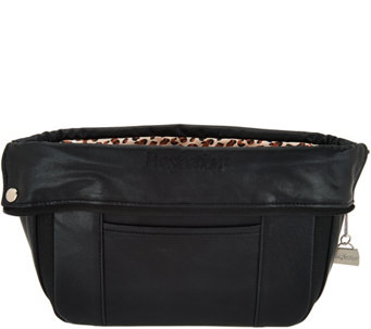 """As Is"" Pursfection Portable Purse Organizer w/ 12 Pockets - V127197"