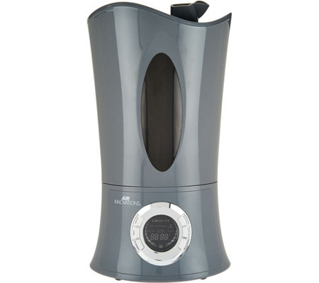 """As Is"" Air Innovations Clean Mist Digital Humidifier"