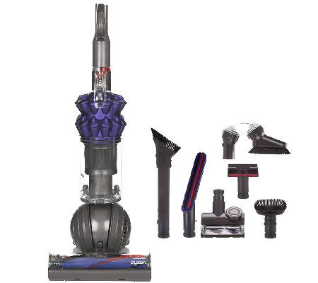 dyson dc50 animal compact upright vacuum cleaner with 6 attachments - Dyson Vacuum Reviews