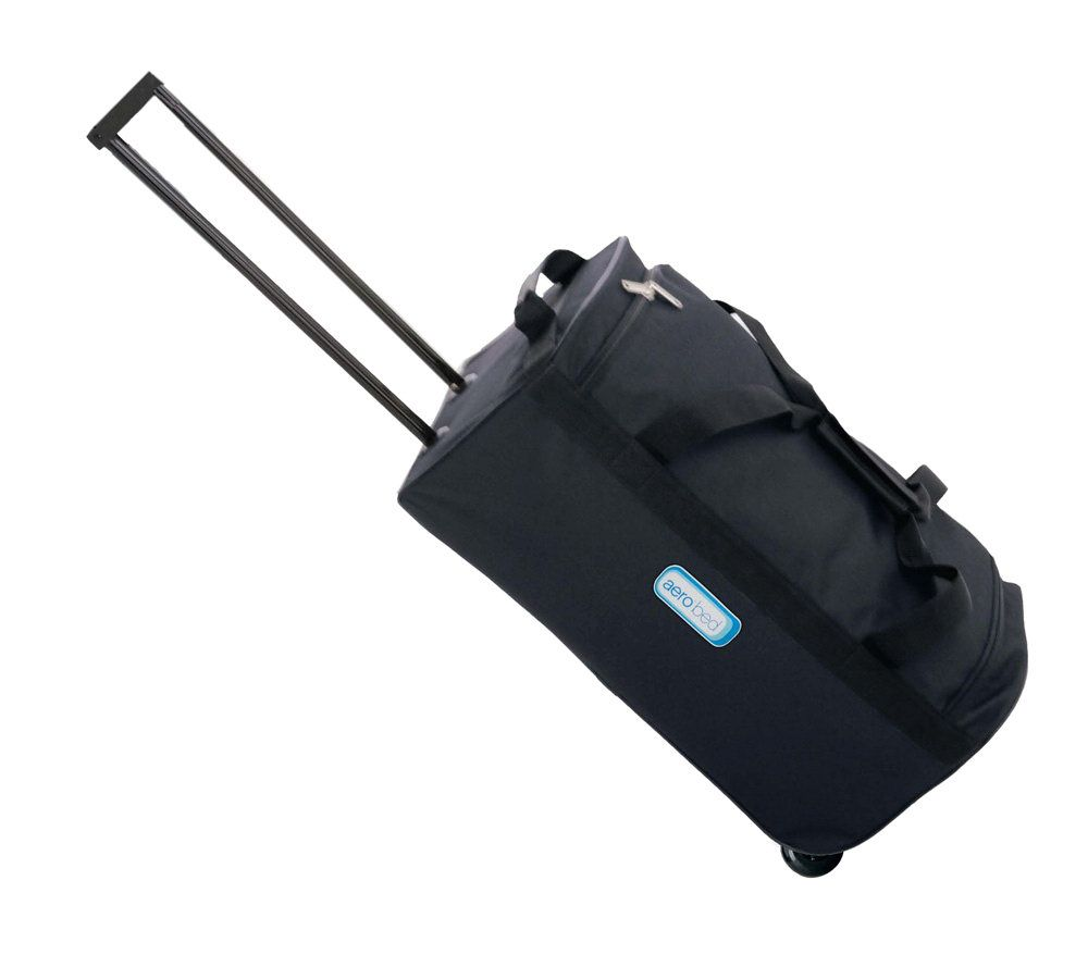 aerobed travel bag with wheels v117543