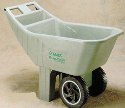 Ames Easy Roller Plus Garden Cart. Product Thumbnail. Share This Product