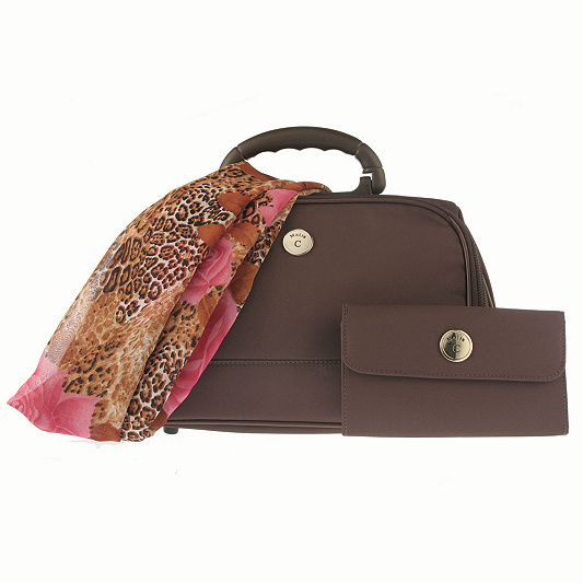 Moira C Lifestyle Bag With Detachable Make Up Scarflace