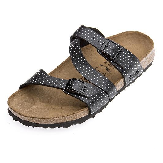 Birkis by Birkenstock Salina Mini Points Spot Sandal - QVC UK 2c05c511362