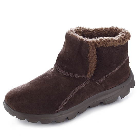 b61ccbff0b58 Skechers On The GO Chugga Suede Ankle Boot with Memory Foam - Page 1 ...