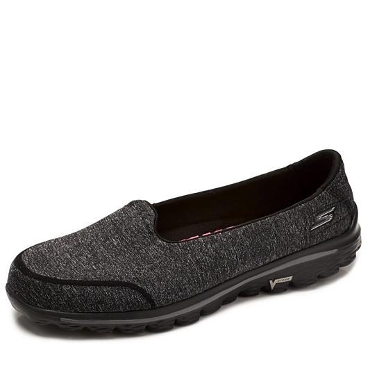882183bb9de7 Skechers GOwalk 2 Super Sock Walking Shoe with Goga Mat Insole. Back to  video