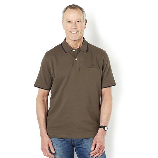John Bradley Men s Essential Cotton Pique Polo - Page 1 - QVC UK e3ceffec2d