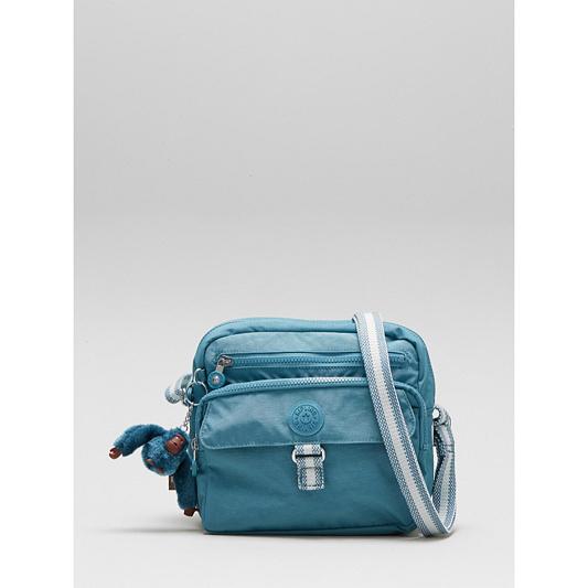 85d5146641 Kipling Donaver Medium Zip Top Crossbody Bag - Page 1 - QVC UK