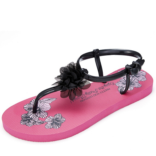 1d10c5ed6af6a1 Pretty You London Tara Gladiator Flip Flop. Back to video