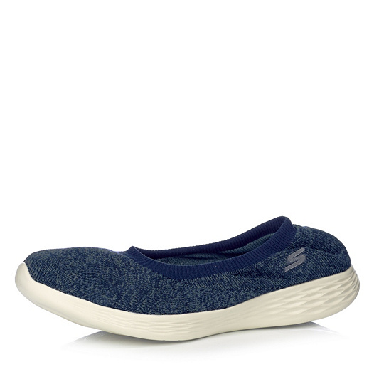 889a86aded47 Skechers You Define Heathered Stretch Knit Slip On Shoe. Back to video
