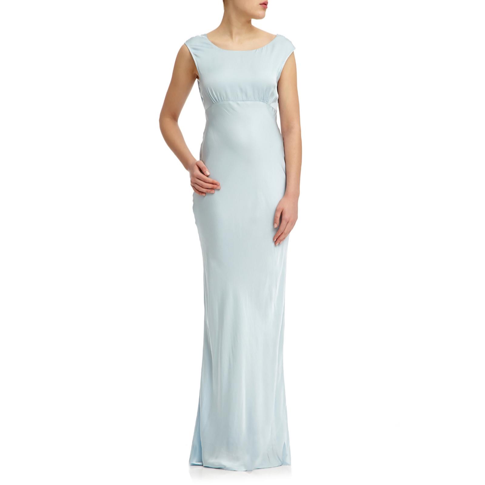 Womens Salma Sleeveless Dress Ghost London