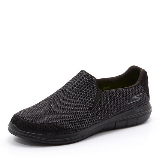 amazon fashion styles half off Skechers Men's Go Flex 2 Mesh Slip On Trainer - QVC UK