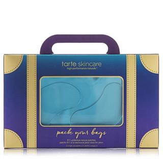 Tarte Pack Your Bags 911 Under Eye Rescue Patches