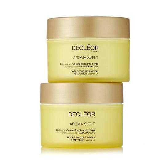 ac7c80688 Decleor Aroma Svelt Body Cream Duo - QVC UK