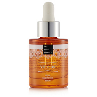The Hero Project Vitamin C-30 Brightening Serum