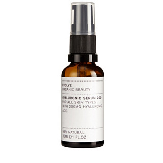 Evolve beauty hyaluronic serum