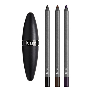 Julep When Pencil Met Gel Eyeliner Trio with Sharpener