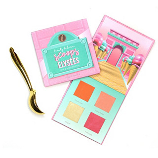 Beauty Bakerie Scoops Elysees Blush Palette