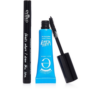 Eyeko Travel Wake Up & Go Collection
