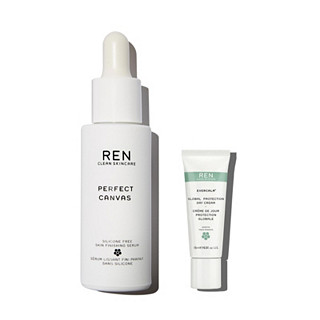 REN perfect canvas skin enhancing priming serum