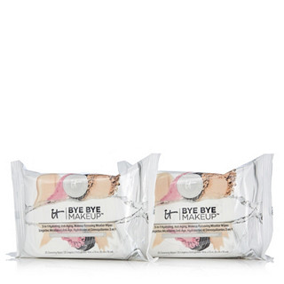 IT Cosmetics Bye Bye Makeup 3 in 1 Wipes