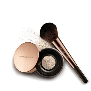 Nude by Nature Loose Finishing Powder