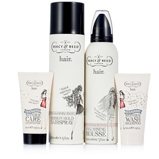 Percy & Reed Frankly Flawless Haircare Collection, £21.98