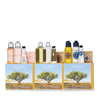 L'Occitane 3 Gifts in 1 Collection
