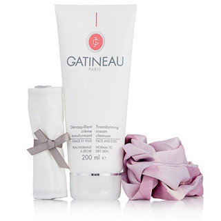 Gatineau Transforming Cream to Oil Cleanser