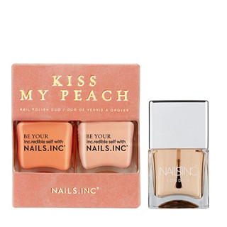 Nails Inc Kiss My Peach Collection