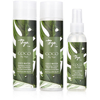 Taya Coco Water Hydrating Volume Haircare Collection