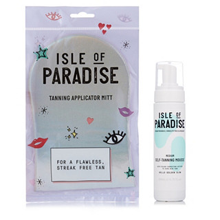 Isle of Paradise Self Tanning Mousse