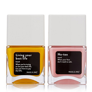 Nails Inc Life Hack Collection