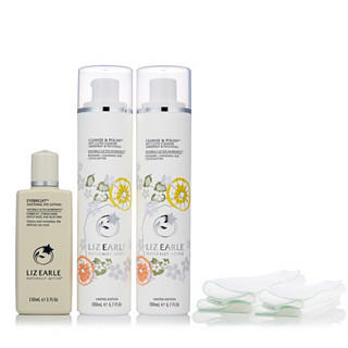 Liz Earle Grapefruit & Patchouli Cleanse & Polish