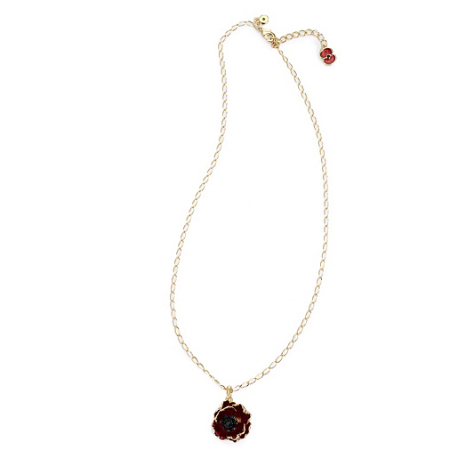 1327f0a083289 The Poppy Collection Pendant   48cm Chain by Bill Skinner - Page 1 ...