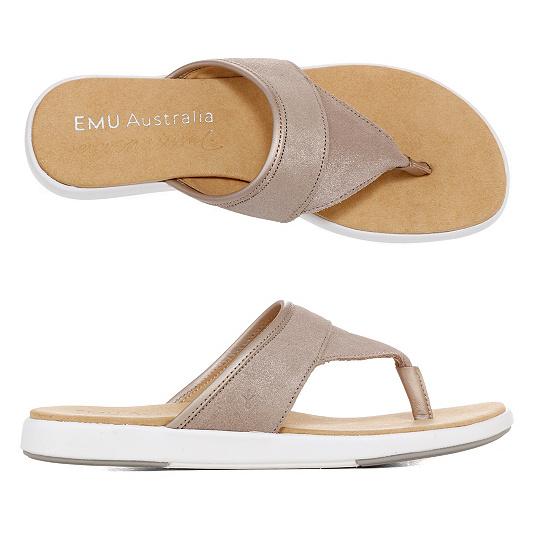 1cd82a4d5bfe13 EMU Australia Ord Damen-Pantolette echt Leder weiße Sohle - Page ...