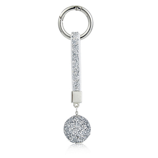 Frank Usher Bling Ball Keyring. Back to video 7a890c996a37