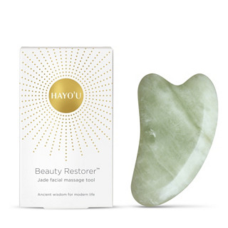 Hayo'u Jade Beauty Restorer Facial Massage Tool