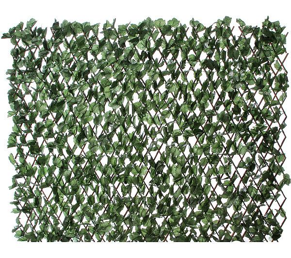 Gartenzaun Ausziehbar Polyester Weide 100x200cm Page 1