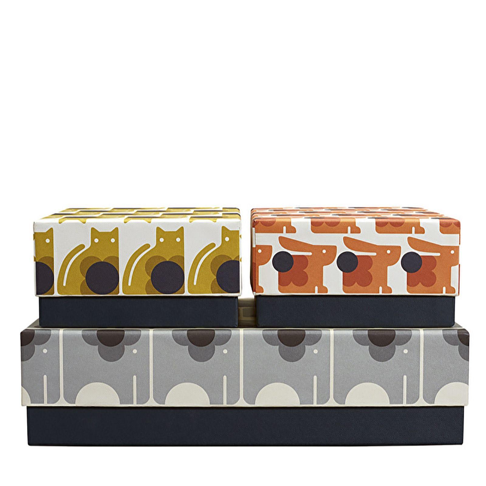 sc 1 st  QVC UK & Orla Kiely Set of 3 Storage Boxes - QVC UK