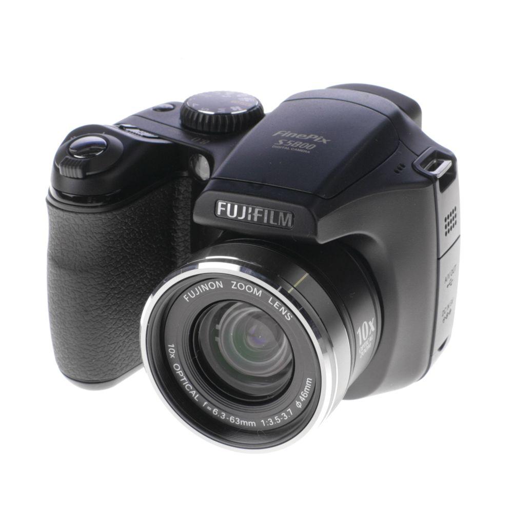 fuji s5800 8mp digital camera 10x optical zoom 2 5 lcd 1gb card rh qvcuk com fujifilm finepix s5800 manual fuji s5800 manual