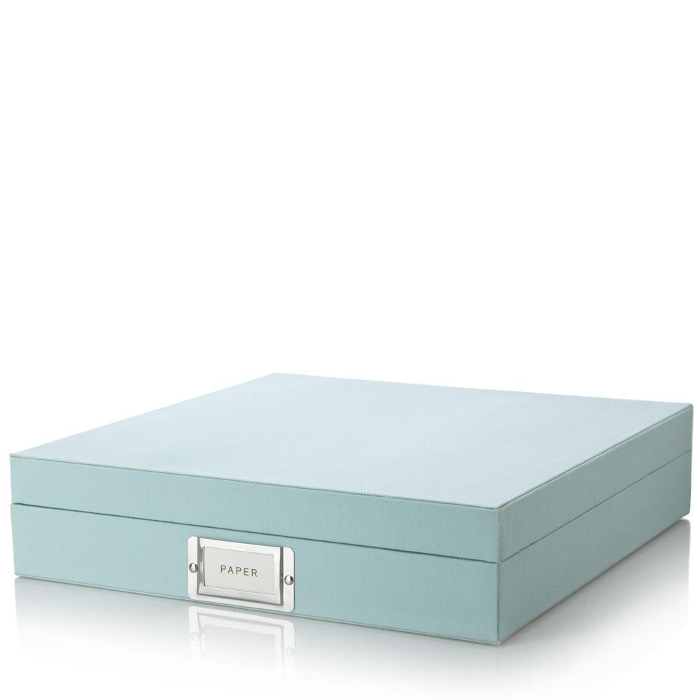 sc 1 st  QVC UK & Martha Stewart Storage Box for 12