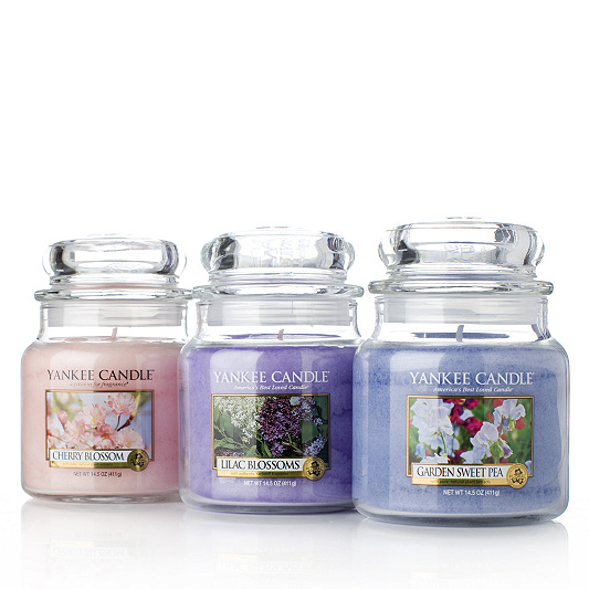 Yankee Candle Company Lilac Blossoms