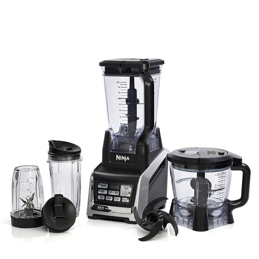 As Is Ninja Bl682 Kitchen System With Nutri And Additional Qvc Uk