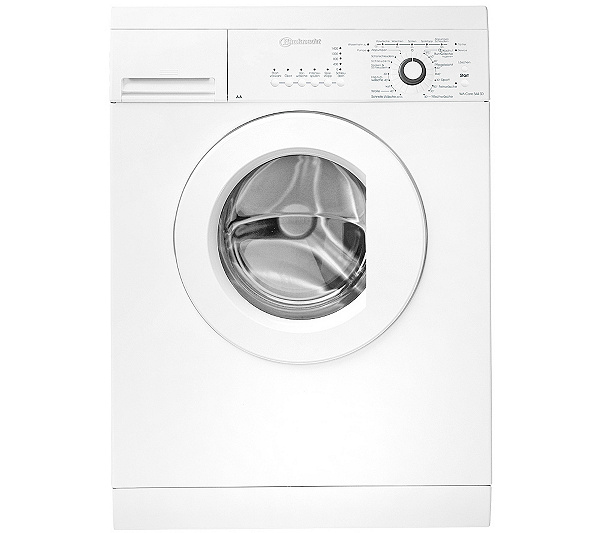 BAUKNECHT Waschmaschine 5KG Füllmenge Energielabel A Frontlader — QVC.de