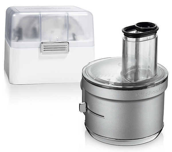 Kitchenaid Food Processor Aufsatz Fur Die Kuchenmaschine Inkl