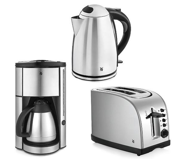 wasserkocher toaster kaffeemaschine in einem wohn design. Black Bedroom Furniture Sets. Home Design Ideas